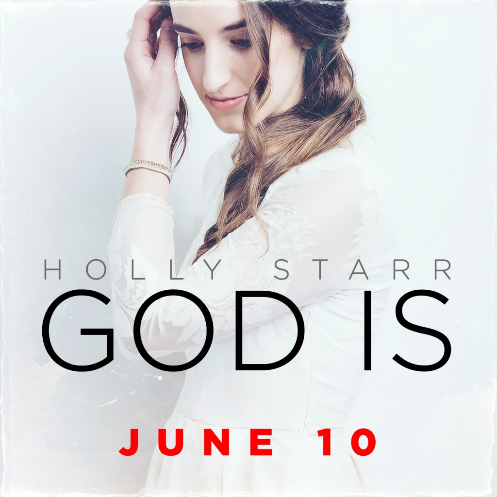 God is Square Ad with Red (June 10)