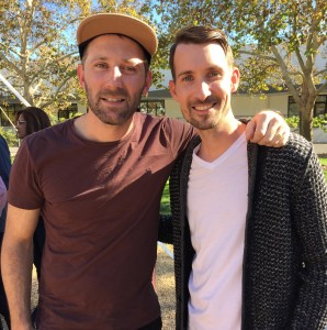 Ryan Corn with Mat Kearney